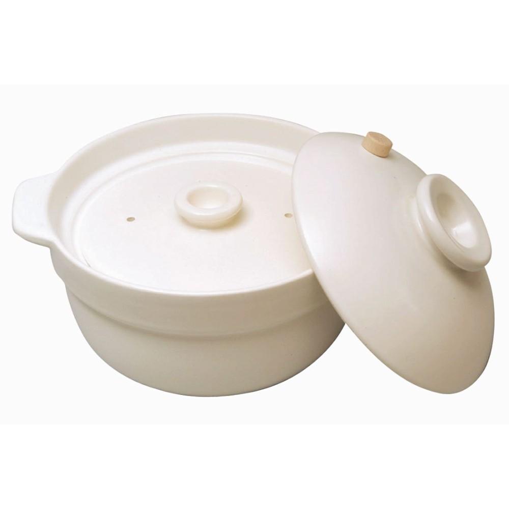 マスタークック 3合炊き炊飯用土鍋 1.5L