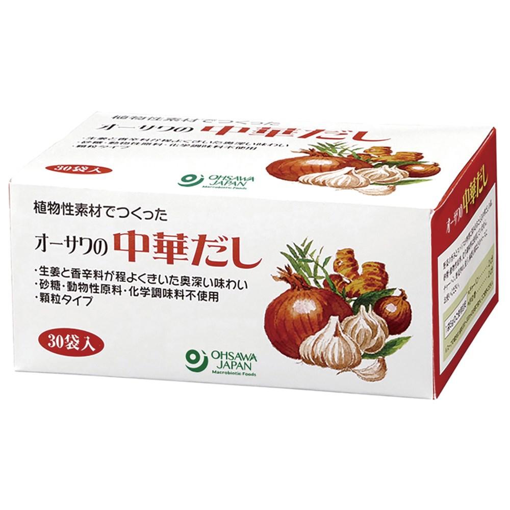 オーサワの中華だし (徳用) 150g(5g×30包)