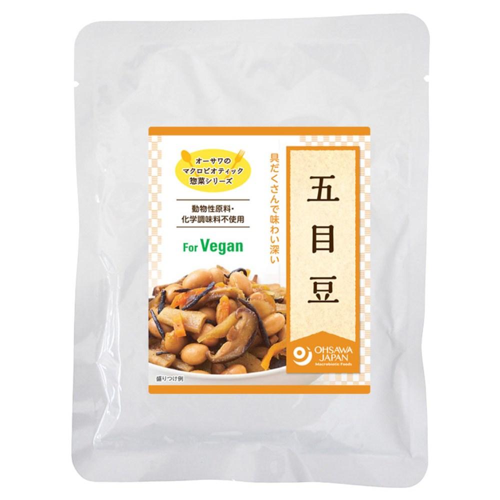 オーサワの総菜シリーズ 五目豆 100g