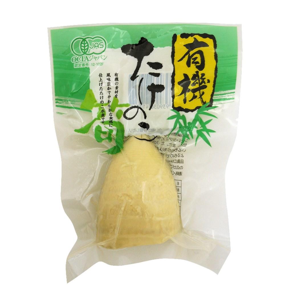有機たけのこ水煮(中国産) (ホール) 100g