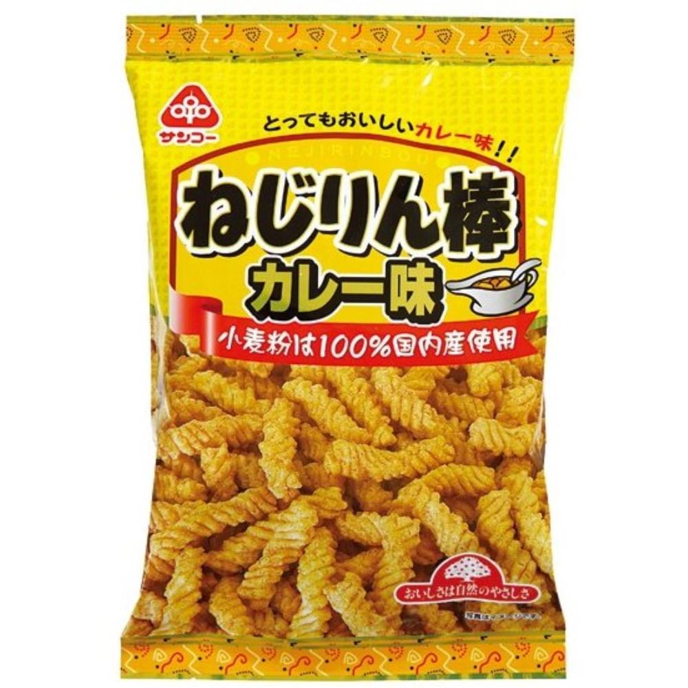 【リマセレクション】ねじりん棒 カレー味 85g