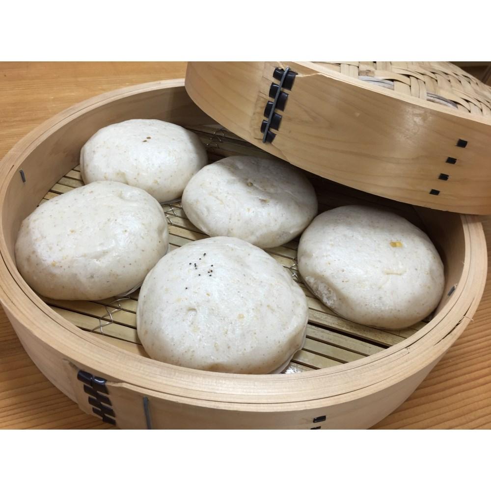 【カムカム倶楽部特選品】 発芽玄米入りまんじゅう・6個セット