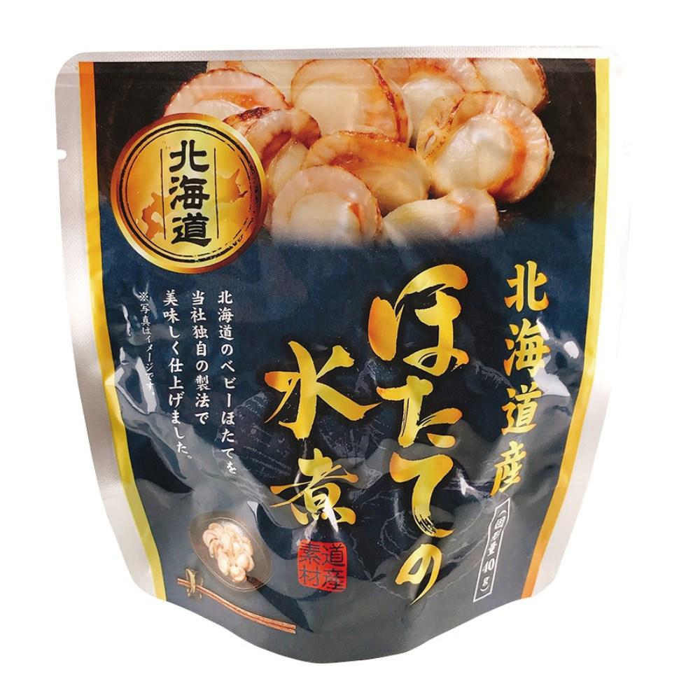 北海道産 ほたての水煮 65g(固形量40g)