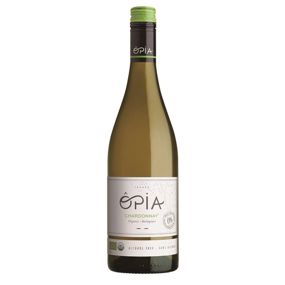 OPIA(オピア) シャルドネ オーガニックノンアルコール(ワインテイスト飲料)白 750ml