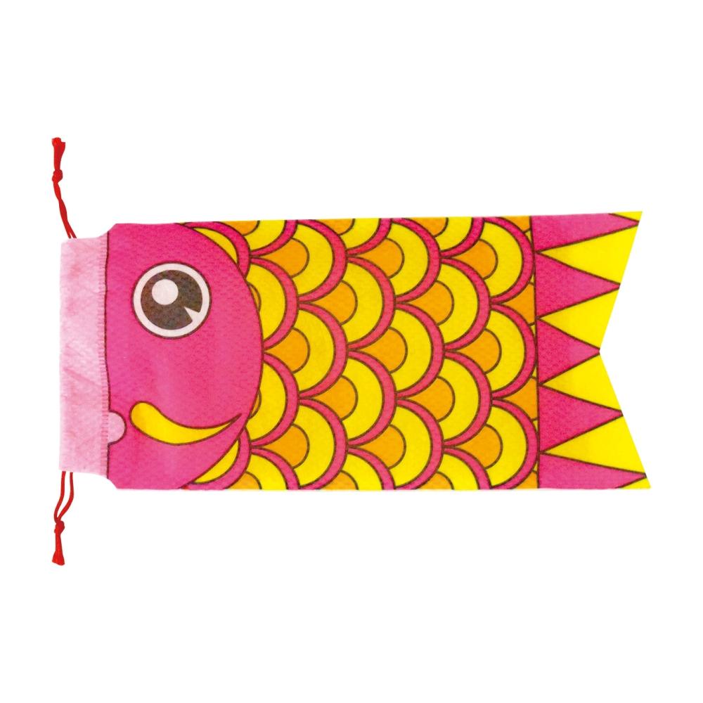 鯉のぼりあられ(赤) 50g(25g×2袋)