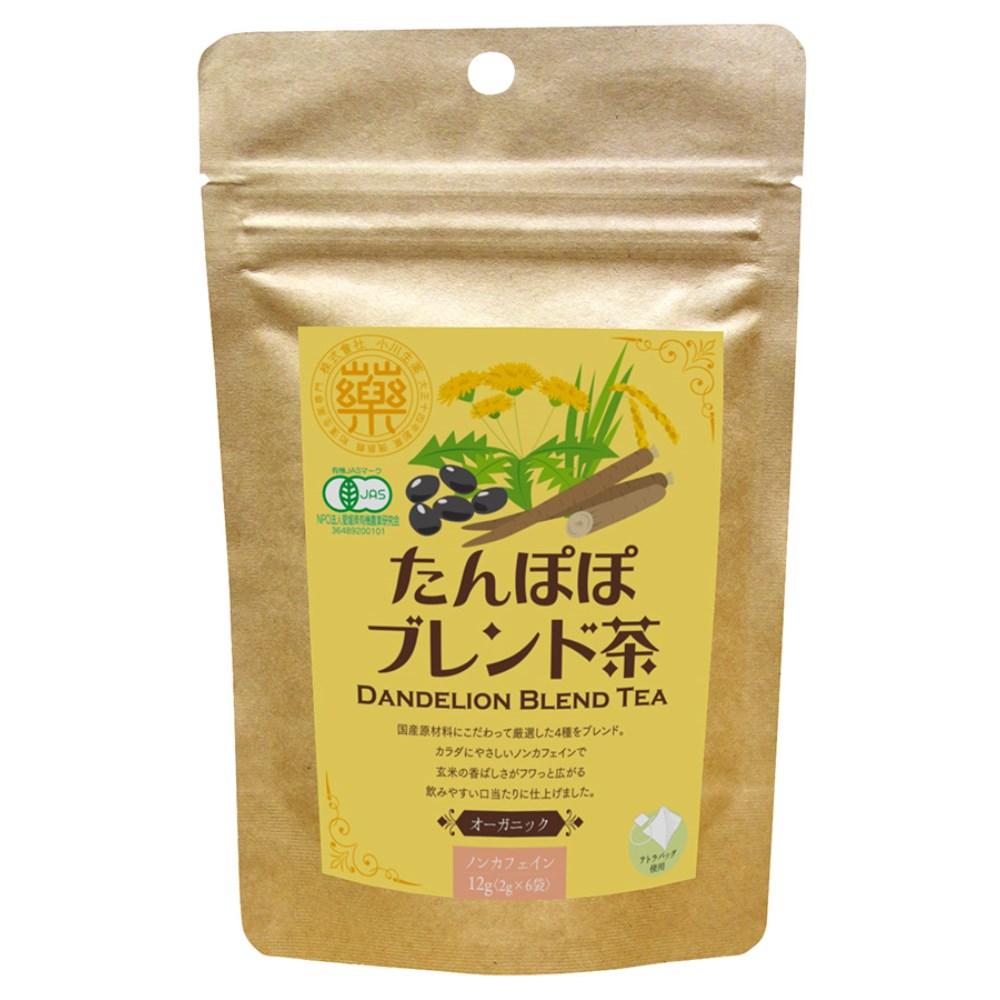 国産たんぽぽブレンド茶 12g(2g×6)