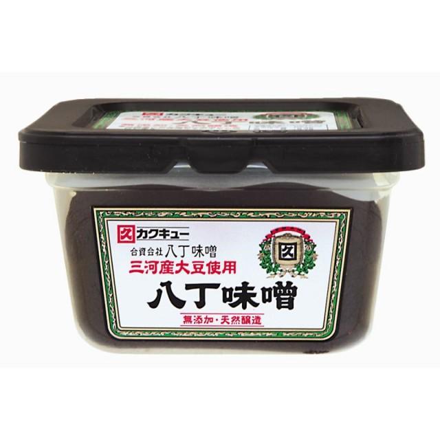 三河産大豆使用 八丁味噌 300g