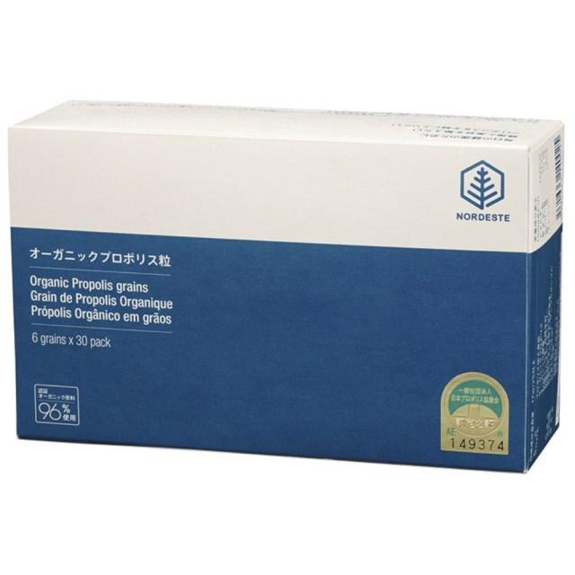 オーガニック プロポリス粒 27g(6粒×30包)