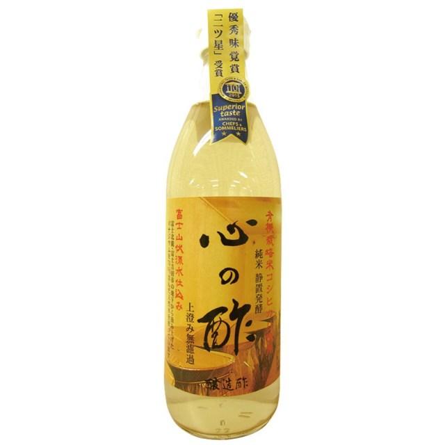 心の酢 (純粋米酢) 500ml