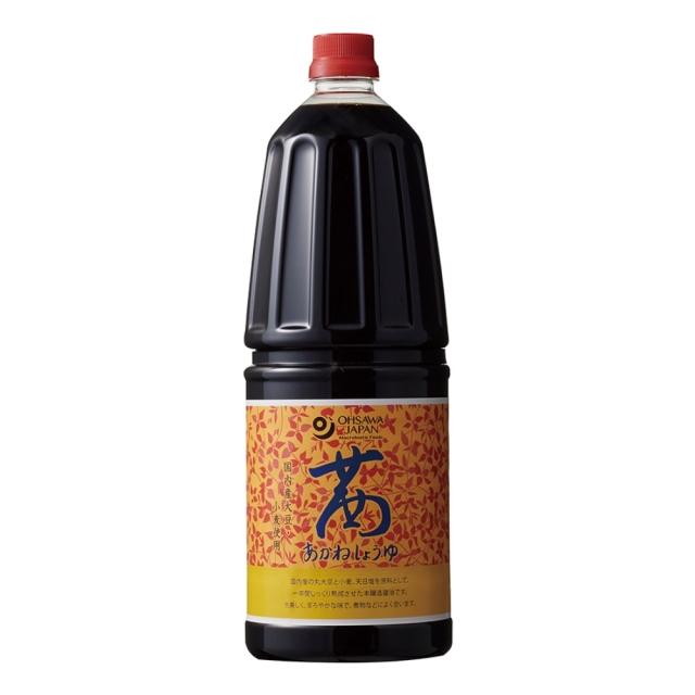 茜醤油(ペットボトル) 1.8L