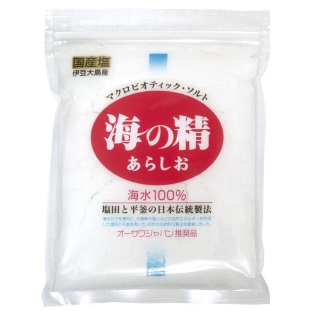 海の精 あらしお(赤) 240g