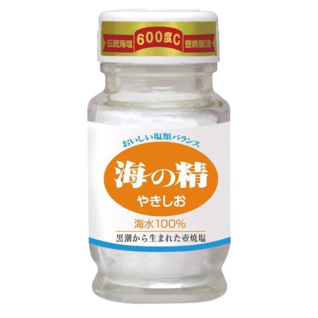 海の精 やきしお (ビン入) 60g