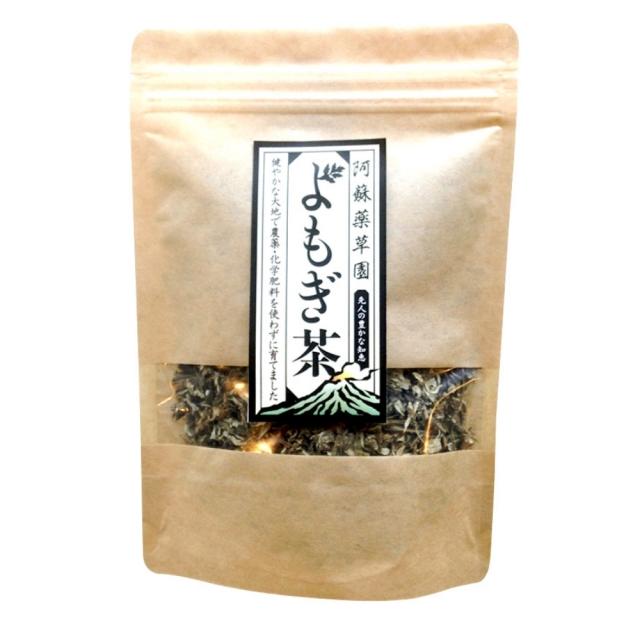 阿蘇薬草園よもぎ茶 30g