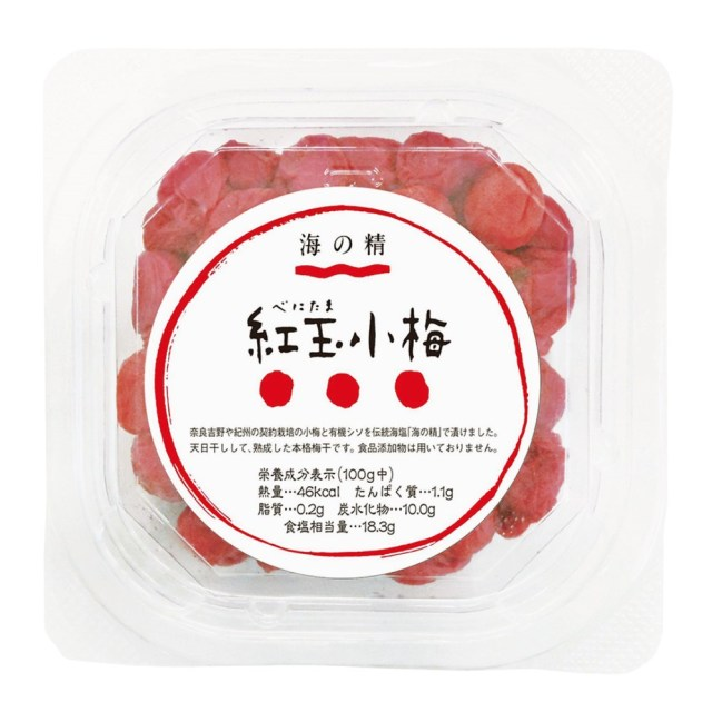 紅玉(べにたま)小梅 120g