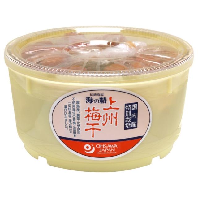 海の精 上州梅干 (樽) 1kg