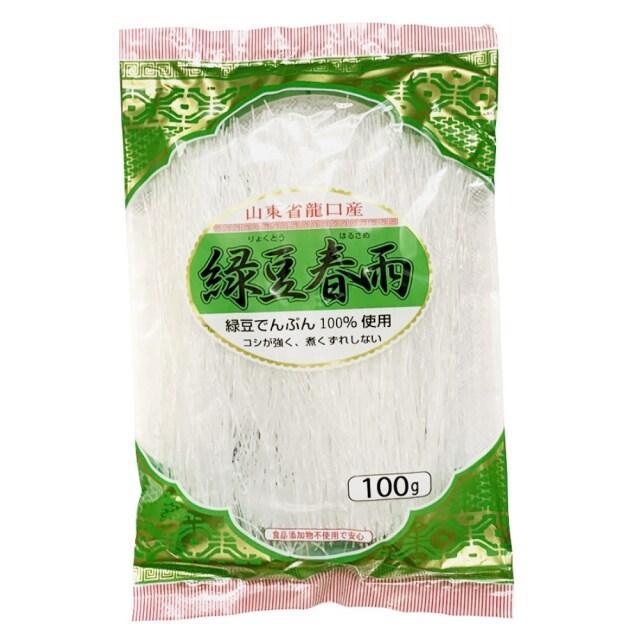 緑豆(りょくとう)はるさめ 100g