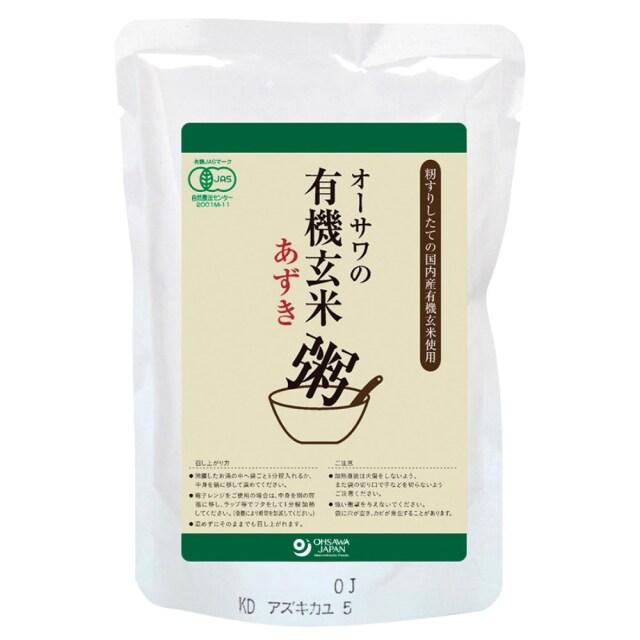 有機玄米あずき粥 200g