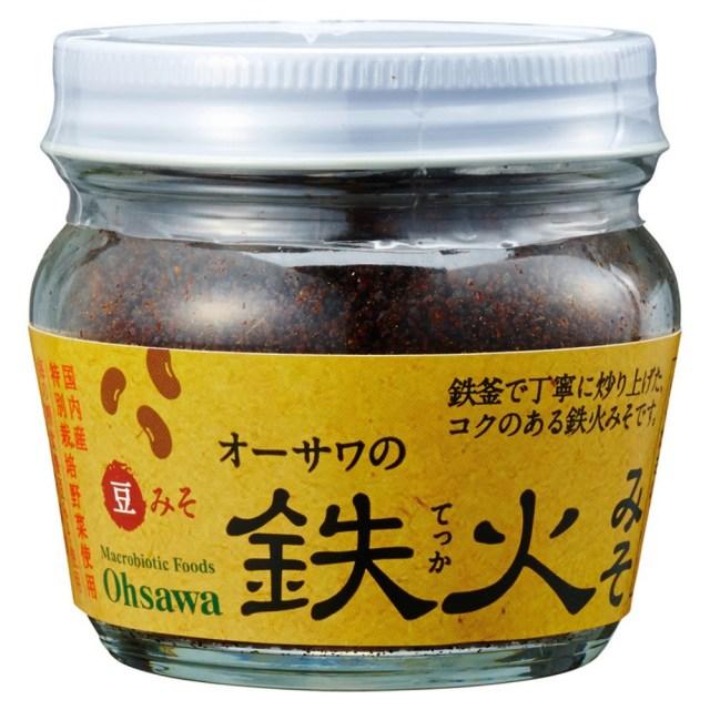 オーサワの鉄火みそ(豆みそ) 70g