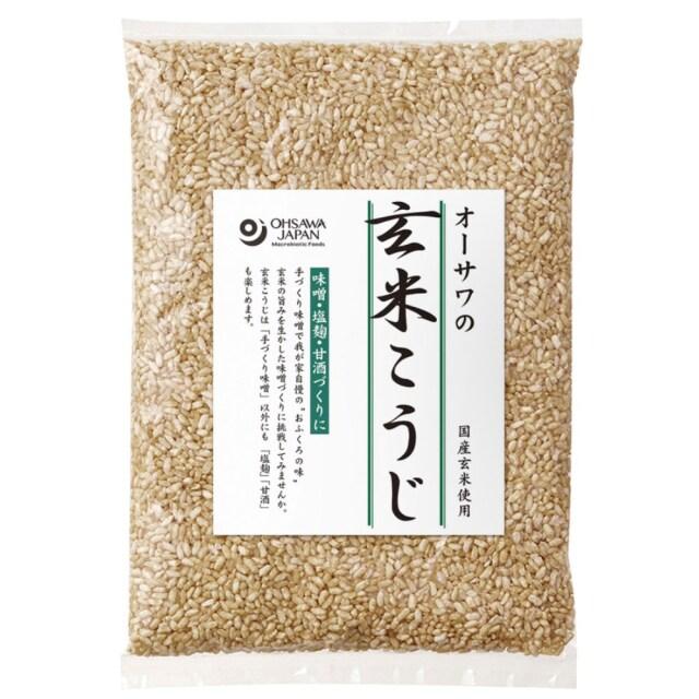 乾燥玄米こうじ 500g 【季節品のため休止中】