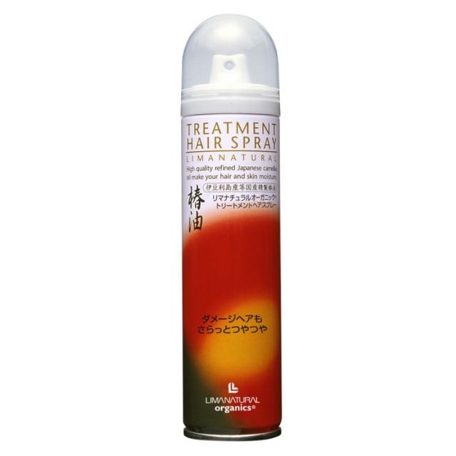 リマナチュラルオーガニック 椿油ヘアスプレー 95g