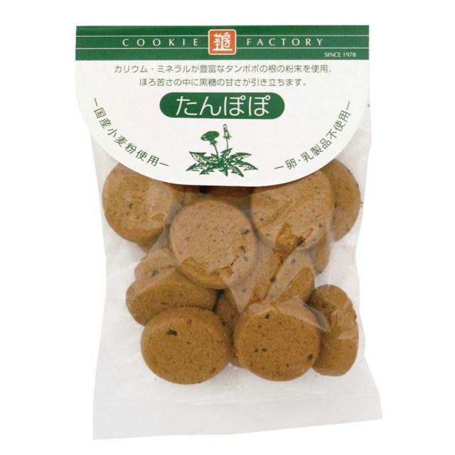 ナチュラルクッキー (たんぽぽ) 80g
