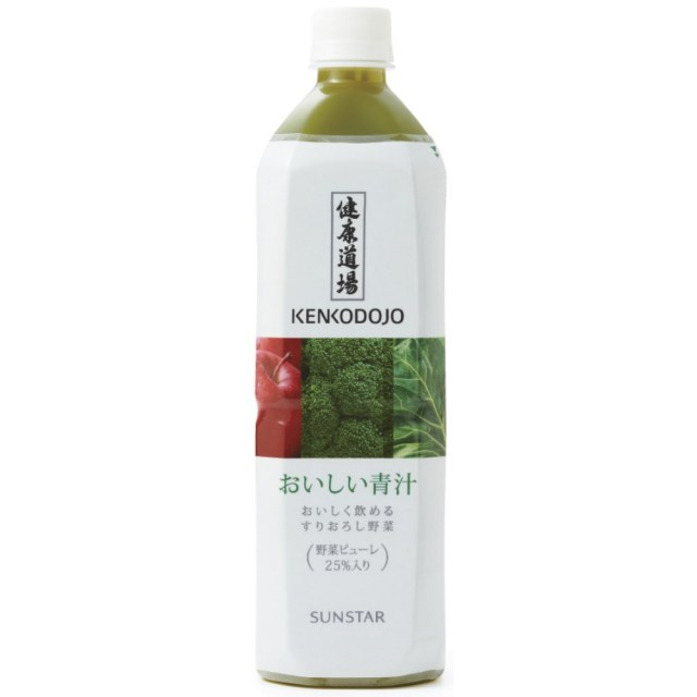 【40%OFF】健康道場・おいしい青汁 (ペットボトル) 900g【さらに9%OFF対象!】