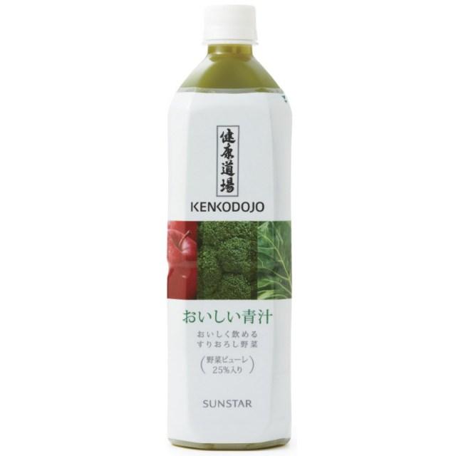 健康道場・おいしい青汁 (ペットボトル) 900g