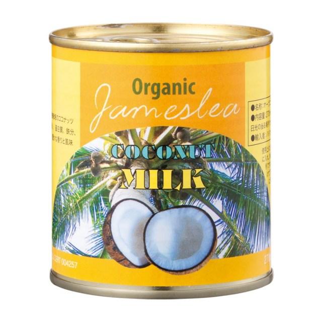 バイオフーズ オーガニック ココナッツミルク 270ml