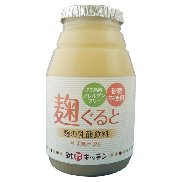 麹ぐると(ゆず)・米発酵飲料 150g