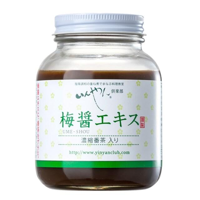梅醤(うめしょう)エキス 濃縮番茶入り 250g