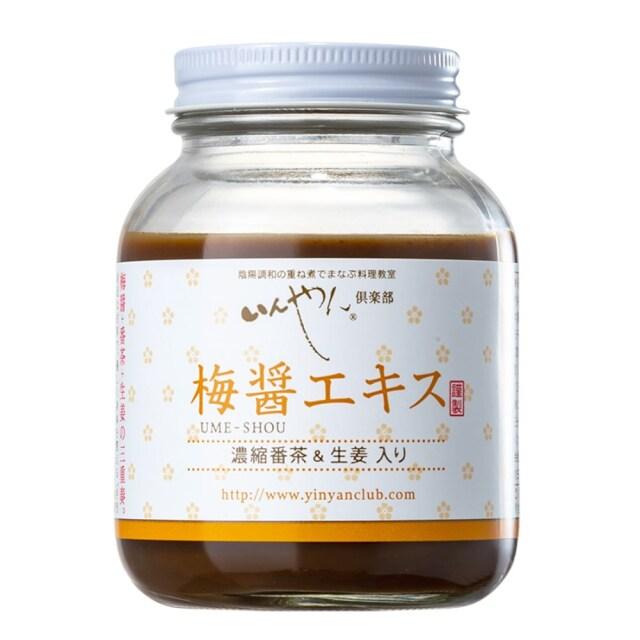 梅醤(うめしょう)エキス 濃縮番茶&生姜入り 250g