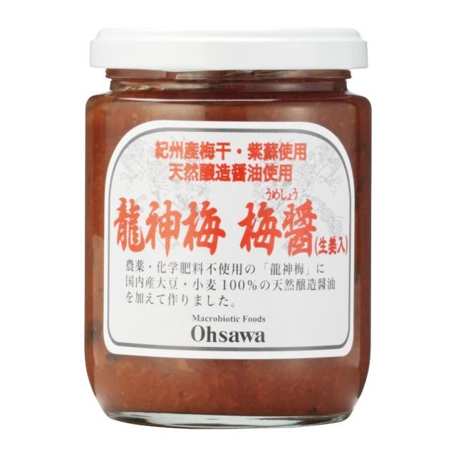 龍神梅(りゅうじんうめ) 梅醤(うめしょう)(生姜入) 250g
