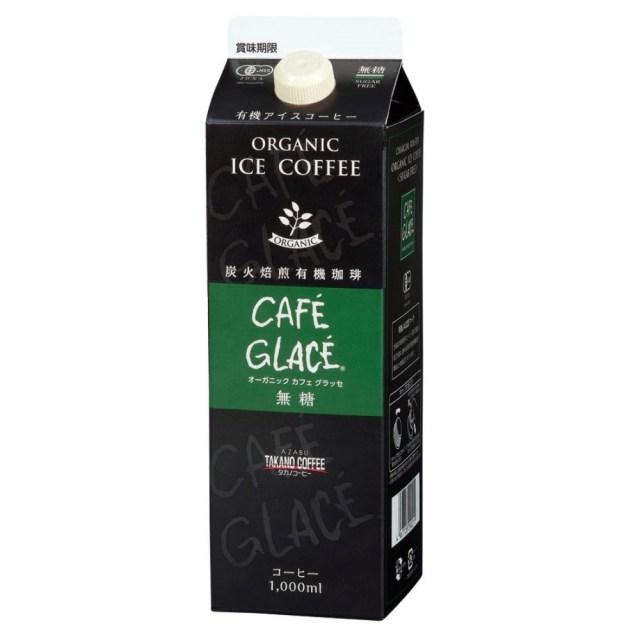 オーガニック カフェグラッセ(無糖) 1L