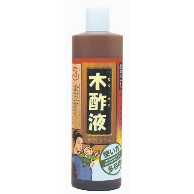 木酢液(もくさくえき) 550ml