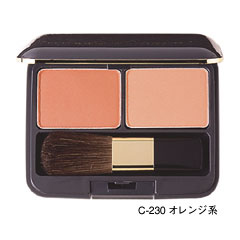 リマナチュラル ピュアチークカラー C230 オレンジ(オレンジ・ライトオレンジ) 本体 5.4g