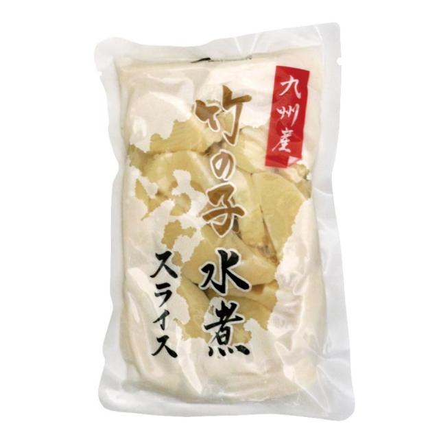 たけのこ水煮(九州産)スライス 180g