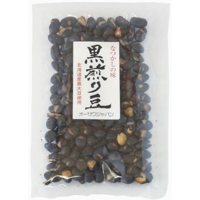 北海道産黒煎り豆 60g