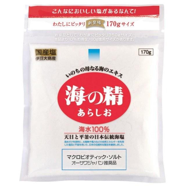 海の精あらしお(赤) 170g