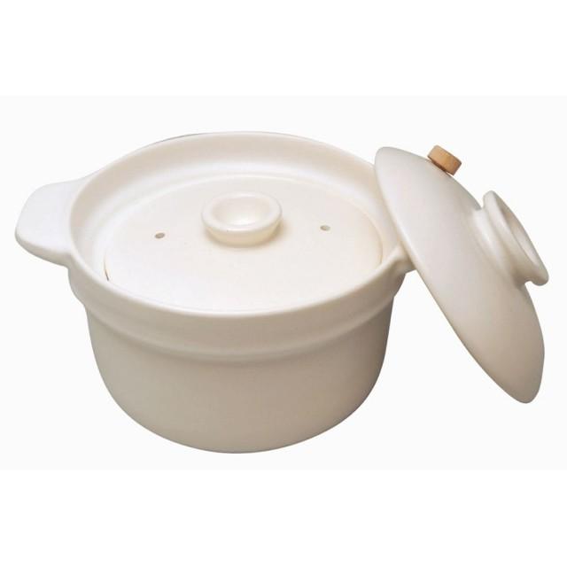 マスタークック 1.5合炊き炊飯用土鍋 1L