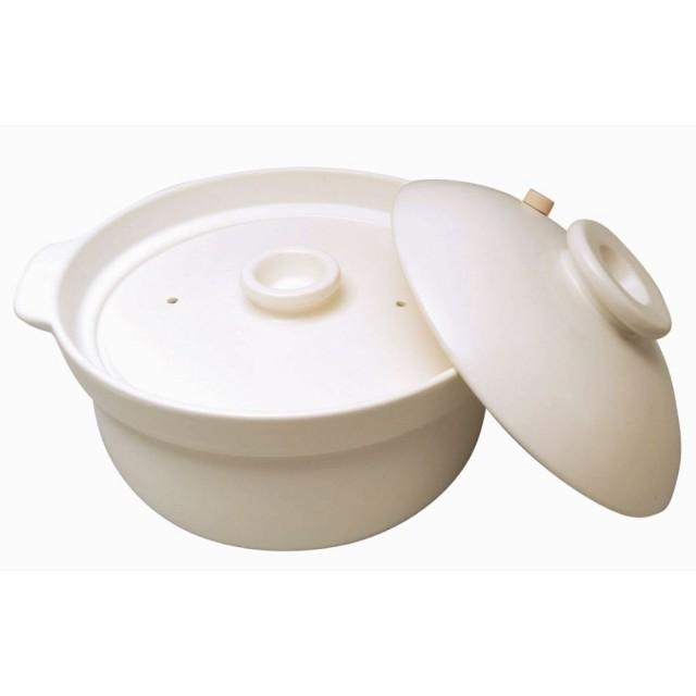 マスタークック 6合炊き炊飯用土鍋 2.6L