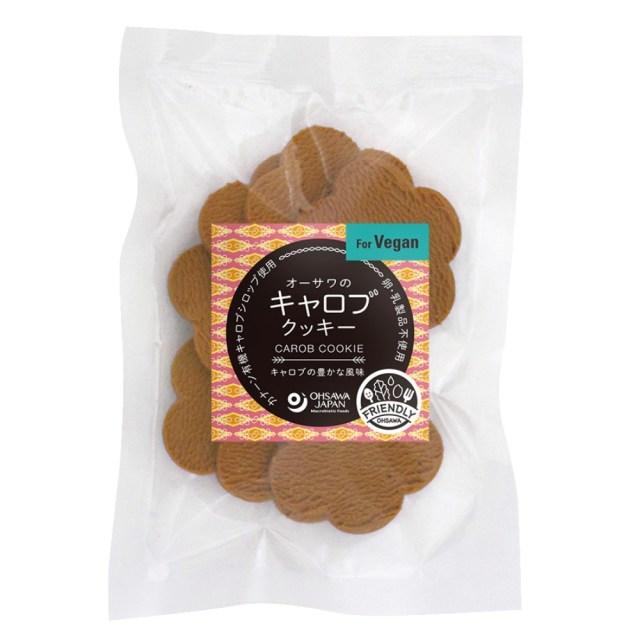 オーサワのキャロブクッキー 60g 【製造待ちの為休止中】