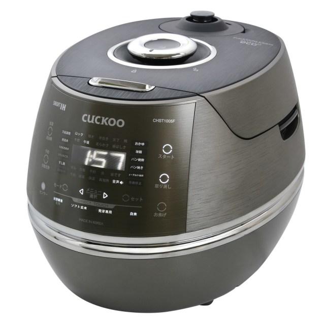 CUCKOO玄米発芽炊飯器一升炊き(CRP-CHST1005F) 1台