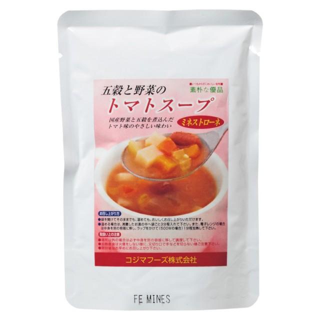 五穀と野菜のトマトスープ(ミネストローネ) 160g