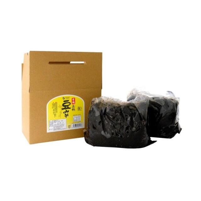 有機立科豆みそ (箱入り) 3.6kg