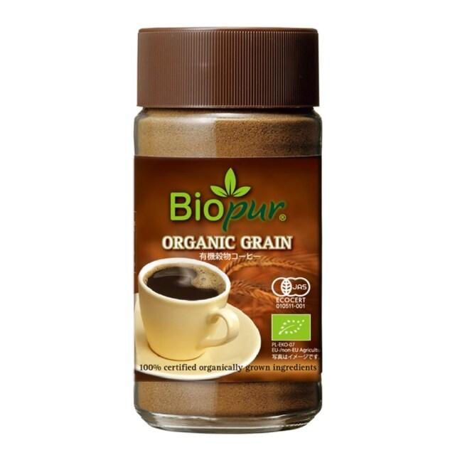 ビオピュール 穀物コーヒー 100g