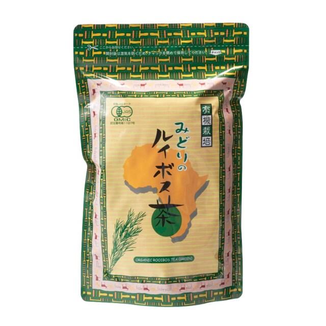 有機栽培みどりのルイボス茶 175g(3.5gX50)