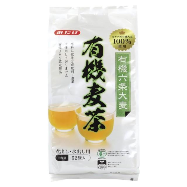 みたけ有機麦茶 442g(8.5g×52袋)