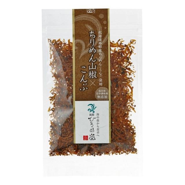 ちりめん山椒×こんぶ(ふりかけ) 35g
