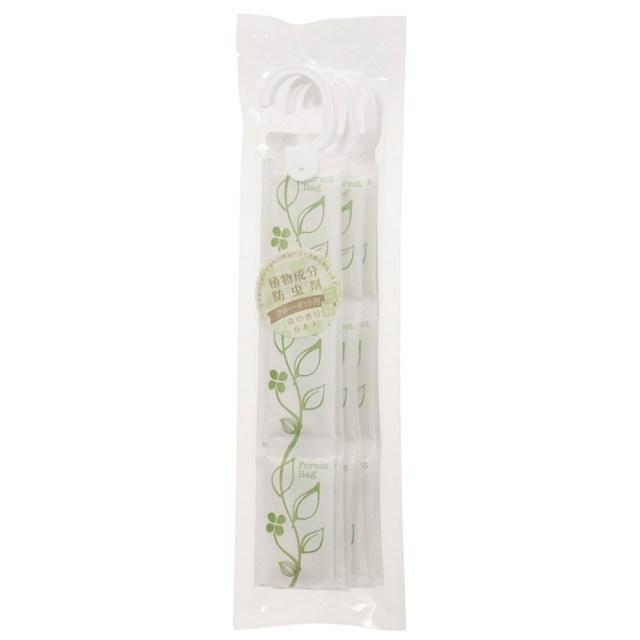 植物成分防虫剤(森の香り)クローゼット用 6本入り(9g×6本)