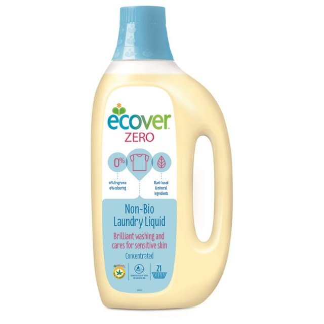 エコベール ゼロ ランドリー リキッド(洗たく用液体洗剤) 1500ml